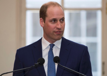 Prince William said it took 20 years before he could talk openly about Princess Diana's death