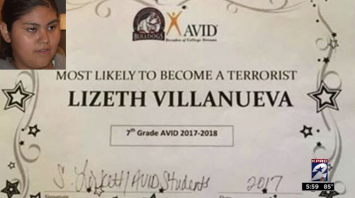 Texas teacher responsible for presenting 'terrorist' award to 13-year-old girl no longer employed by school