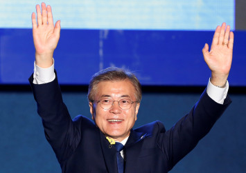 75 per cent of Koreans expect Moon will perform well: survey