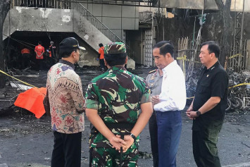 Surabaya church bombings: Woman, children deliberately used in suicide mission, expert says