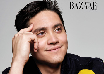 Joseph Schooling on talent, tenacity and tequila