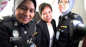 Australian grandma sentenced to death for drugs in Malaysia