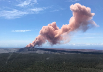 Hawaii volcano erupts, spewing lava and forcing thousands to evacuate