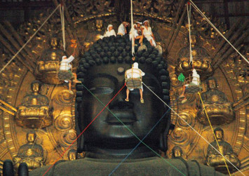 Far from zen: Japan monk sues temple for overwork