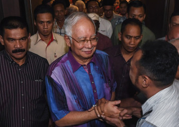 Former Malaysian PM Najib denies asking for witness protection