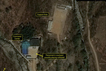 A look at the nuclear test site North Korea plans to destroy