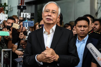 Benefits of KL-S'pore high-speed rail exceed cost of project: Ex-Malaysian PM Najib