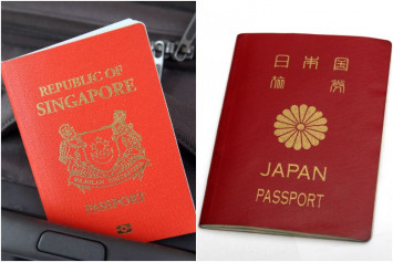 Japan passport overtakes Singapore's as world's most powerful in latest Henley index