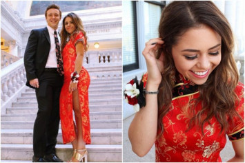 US teen who wore traditional Chinese qipao to prom earns criticism, support from netizens