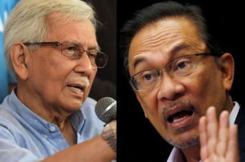Foolish to make Anwar PM immediately: Ex-Finance Minister Daim