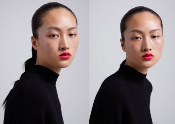 Spanish fashion label Zara's freckle-faced ad 'insulting China'?