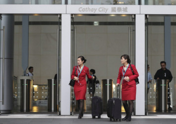 Pregnant Cathay staff threaten to take sick leave after 33rd measles case