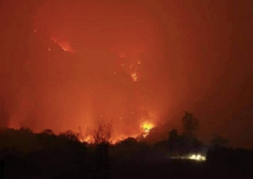 Thailand's forest fire hot spots top 3,000 as calls to declare 'smog disaster zone' intensify