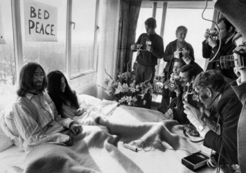 Unknown footage of John Lennon, Yoko Ono resurfaces after 50 years