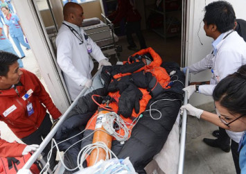 Singapore-based doctor dies after rescue from Nepal's Mount Annapurna, the world's 10th highest mountain