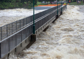 Military steps in as Australia floods bring crocs to the streets