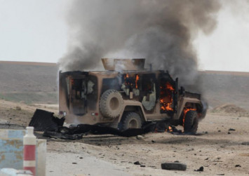 On brink of Syria defeat, ISIS unleashes car bombs