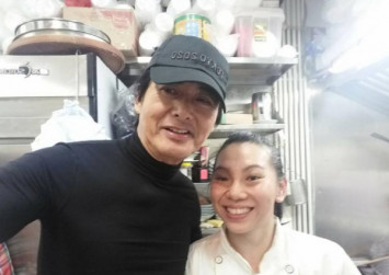Hawker and single mum credits Chow Yun Fat for turning her business, and life, around