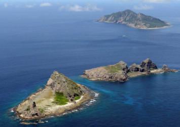 Chinese ships 'send message' to Japan, Taiwan ahead of Diaoyu talks