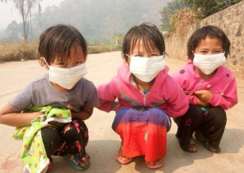 Air pollution shortening children's lives by 20 months, report shows