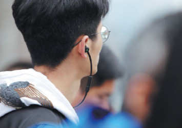 Hearing loss a major problem for teenagers and young adults