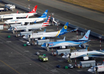 Boeing says has completed software update for 737 MAX jets