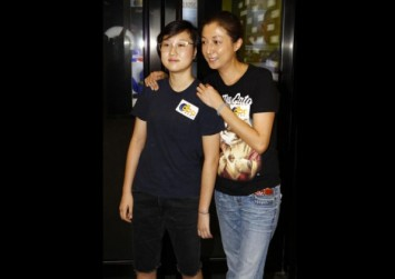 'This daughter is not mine,' says Elaine Ng, on row with Etta, her love child with Jackie Chan