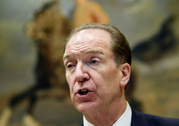 Trump taps fierce World Bank critic to take its helm