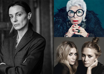 Women who have defined fashion