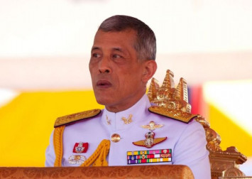 Thai king calls sister's bid to run for prime minister 'inappropriate'