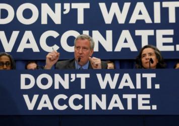 New York declares measles emergency, blasts misinformation fueling outbreak