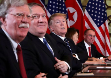 Some time may pass before a third North Korea summit, says Trump adviser John Bolton