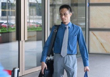 HIV data leak: High court judge dismisses appeal by Ler Teck Siang; 2-year jail sentence to start on March 21