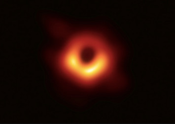 The real deal: astronomers deliver first photo of black hole