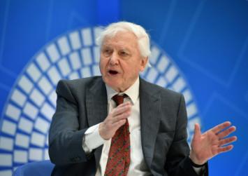 Do not waste nature's 'capital': David Attenborough