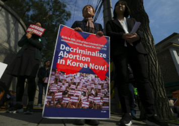 South Korean constitutional court orders abortion ban be lifted