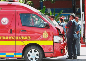 Fireman in Malaysia temple riot: I felt like I was going to die