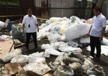 Illegal chemical dumping turns into a big disaster in Johor