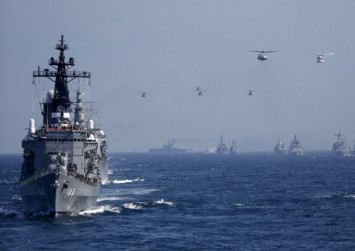 Japan to build new warships in 'message to China'