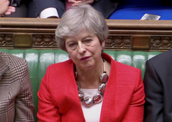 'Total failure': Brexit defeat leaves PM Theresa May's authority in tatters