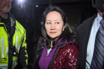Huawei's Meng Wanzhou appears in court as Canada mulls US extradition