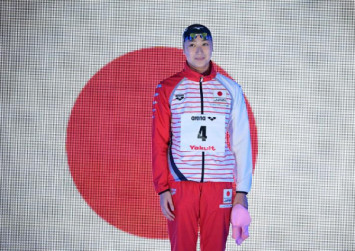 Officials, colleagues rally around stricken Japanese swimmer Ikee