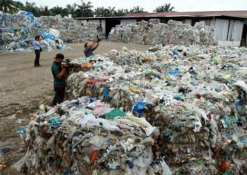 'Malaysia has become the world's rubbish bin', reports BBC