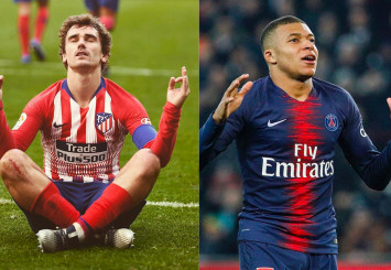 Football-mad French parents barred from naming baby 'Griezmann Mbappe'