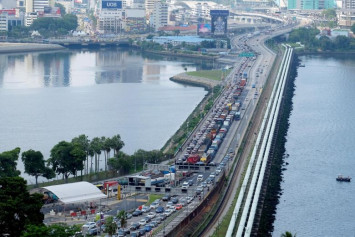 Malaysia to have clearer picture on easing Causeway jams in six months