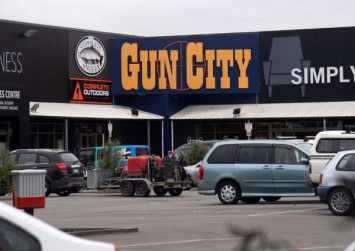 Christchurch shootings: Gun shop says suspect bought guns from it online