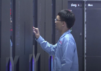 China plans multibillion-dollar investment to knock US from top spot in fastest supercomputer ranking