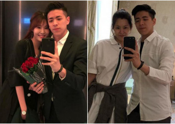 'Stop coming between us': Boris Lin tells Ian Fang to stay away from girlfriend Carrie Wong