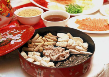 Tips to stay healthy during Chinese New Year