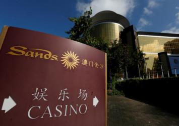 Macau police investigate suspected murder at Sands casino resort